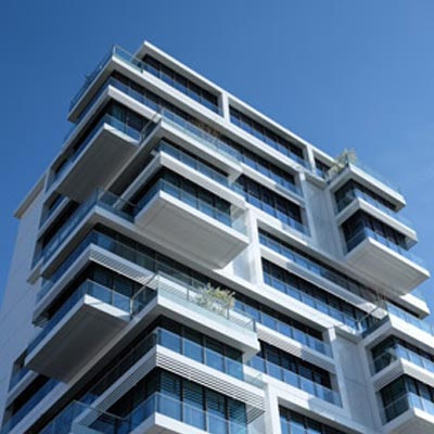 Blurb - Building Exteriopr